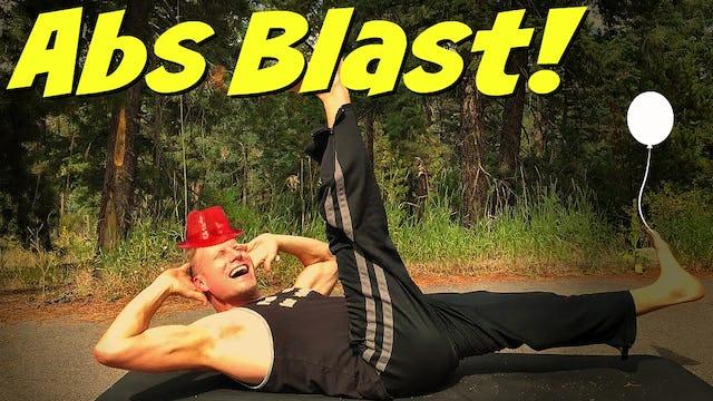 15 Min HIIT Abs Blast Workout