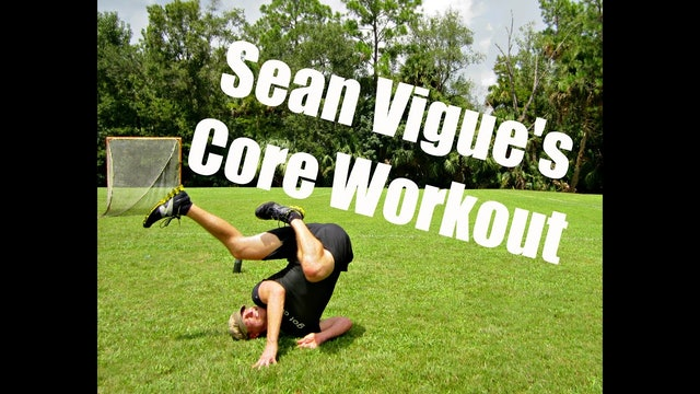 Sean's Personal Core Workout