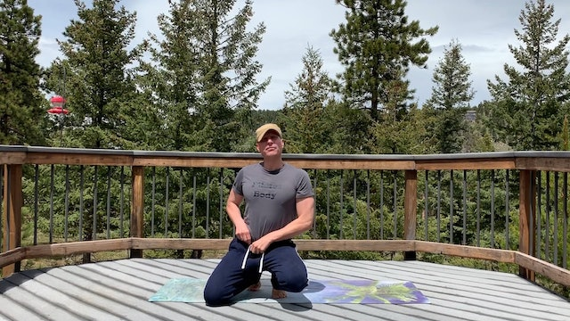 Day 4 - Seated Stretch - 7 Day Bedtime Yoga Challenge