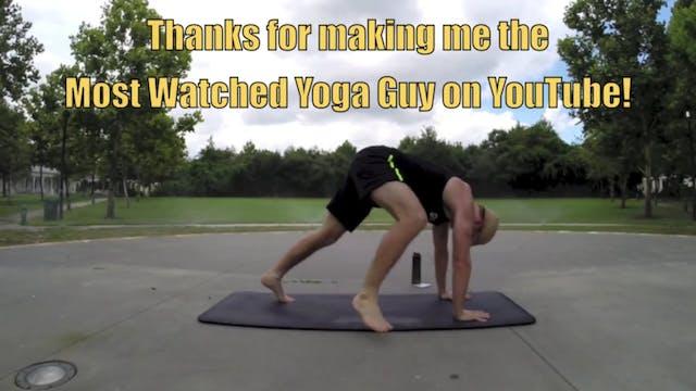 Yoga for Men - 5 Beginner Poses