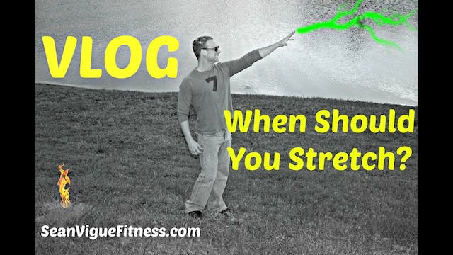 When is the BEST Time to Stretch