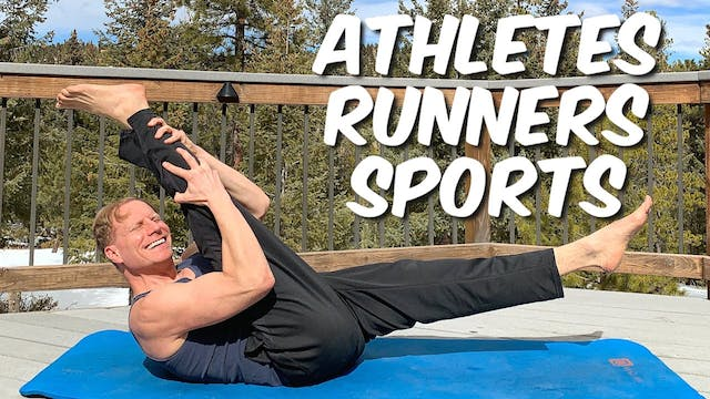 FULL Pilates for Athletes, Runners an...