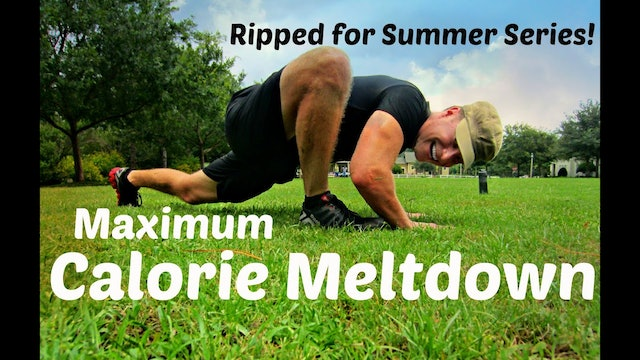 EXTREME Calorie Melting Cardio Flesh Devouring Workout