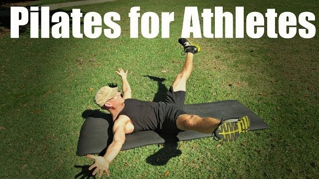Pilates for Athletes Workout - Exercises for Runners