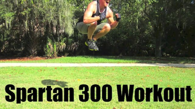 RELENTLESS Spartan 300 Bodyweight Wor...