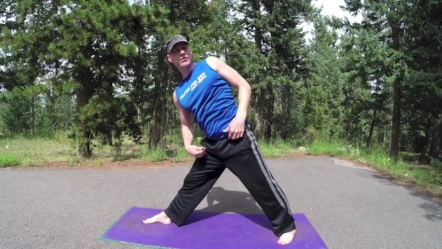 Sean's Daily Stretch Routine for Functional Performance