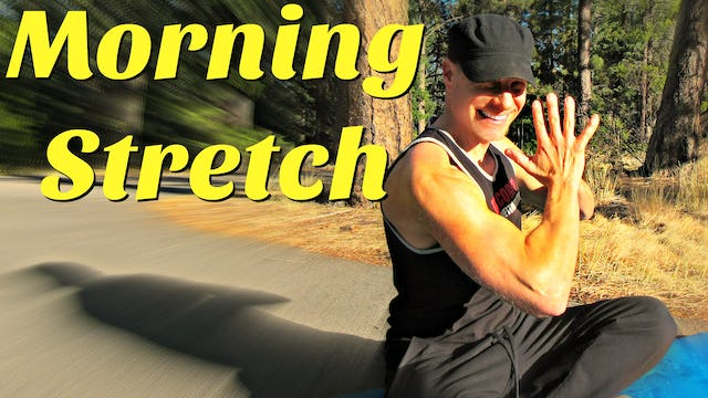 Day 1 - Morning Stretch Routine - 7 Day Flexibility Challenge
