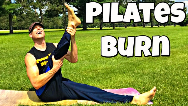 Pilates Massive Burn Workout