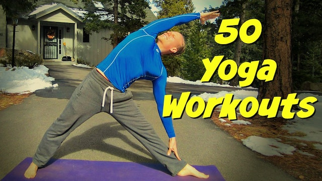 Yoga Videos: Every Single Yoga Video in Sean's Vault (85 in total!) plus Extras!
