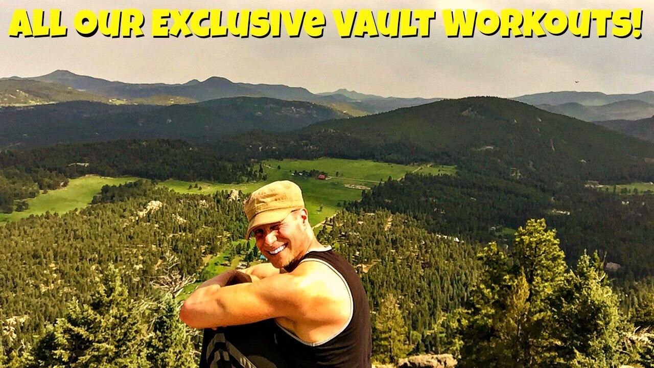 Sean's Vault Exclusive Workouts