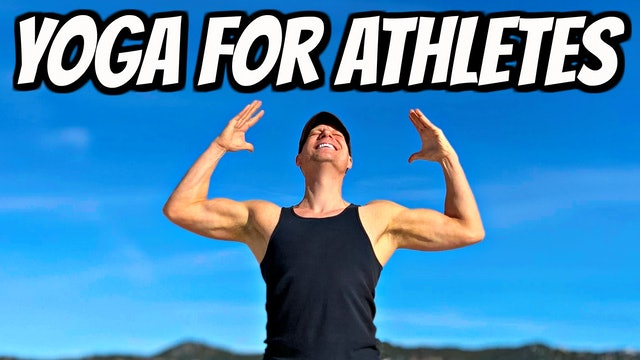 Yoga for Athletes - 12 Day Fitness Challenge