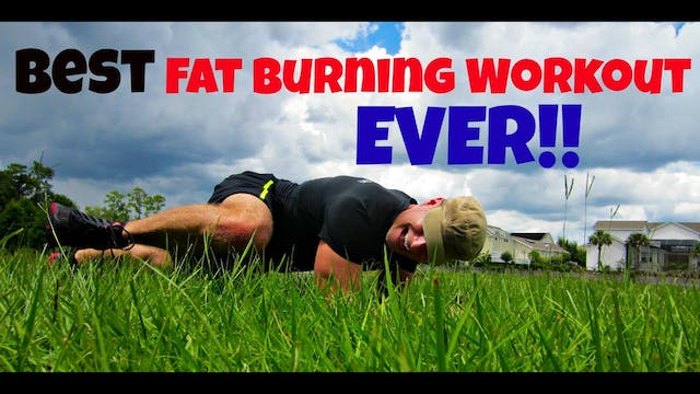 BEST Fat Burning Workout EVER!
