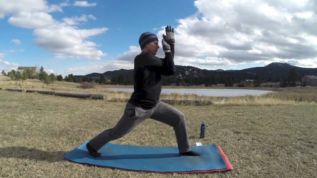 SVF 365 - Day 9 - Power Yoga Warrior ...