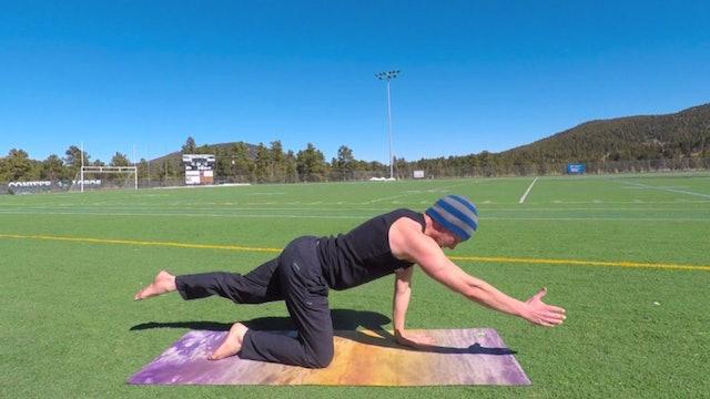 7/28 HUGE OBNOXIOUS 40 min Power Yoga Pilates Challenge