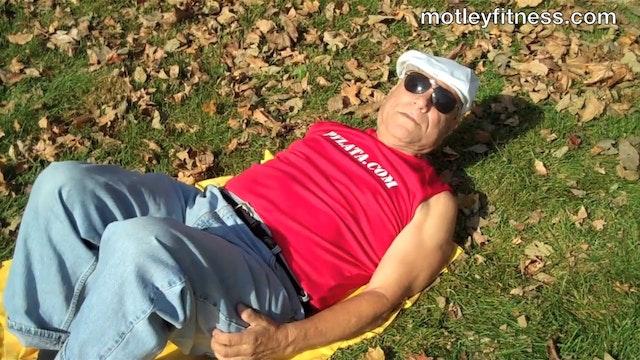 Pilates for Golfers with Mr. Bob (my dad) ❤️