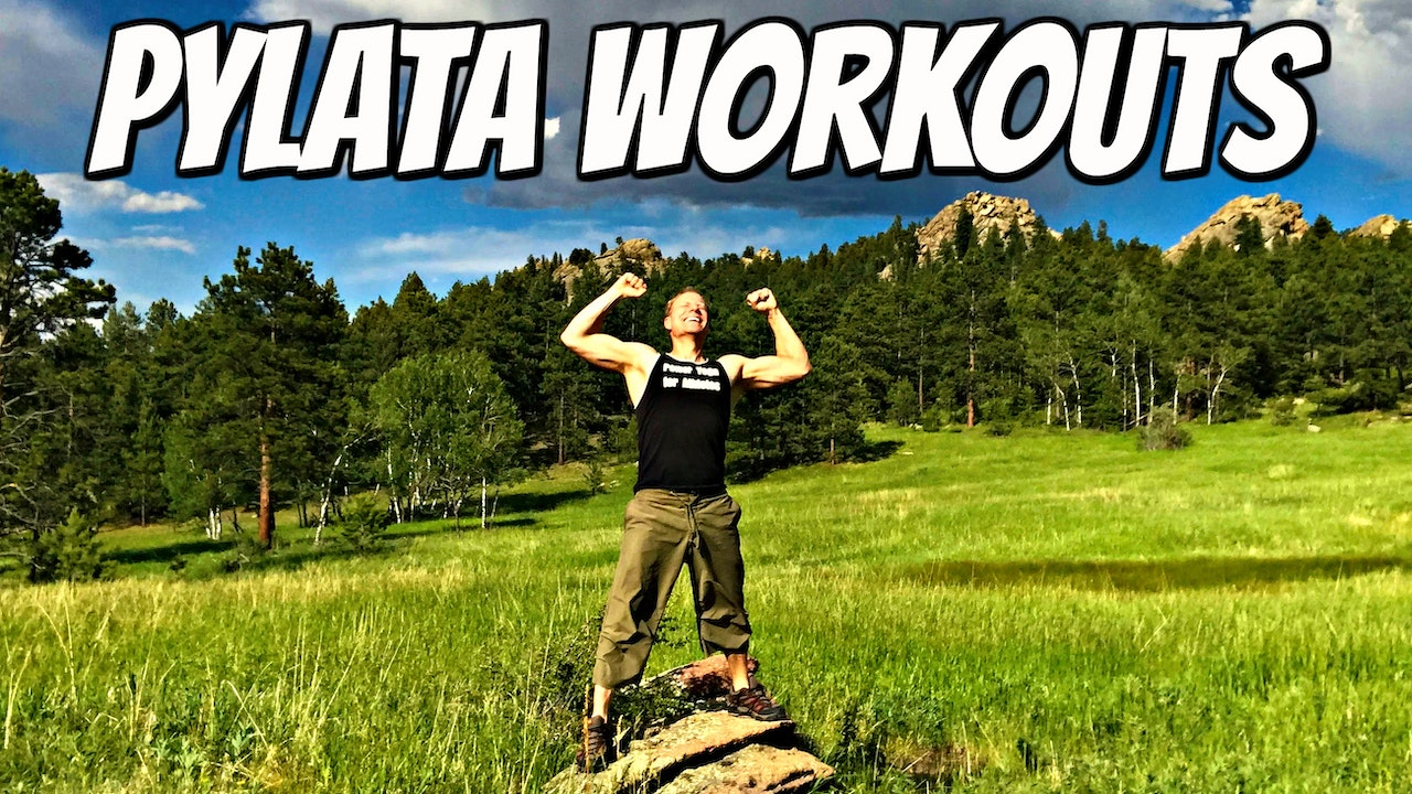 All my Pylata (wild HIIT) workouts