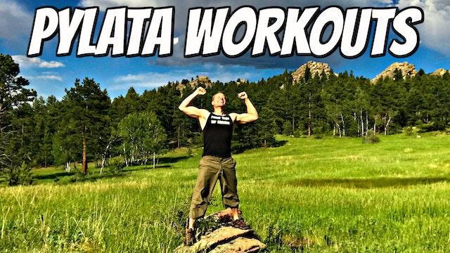 All my Pylata (wild HIIT) workouts