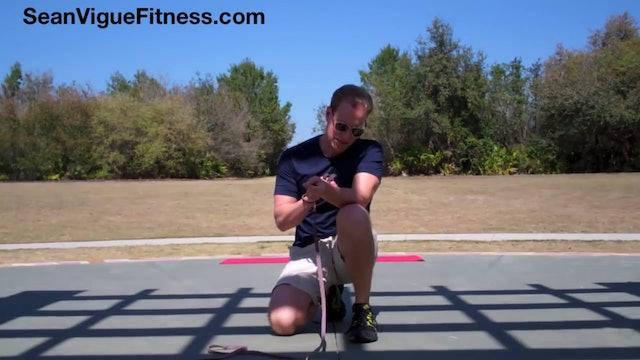 Standing Yoga 15 Min Class - Classic Sean