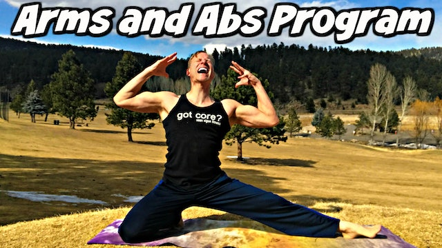 Arms and Abs Workout Program