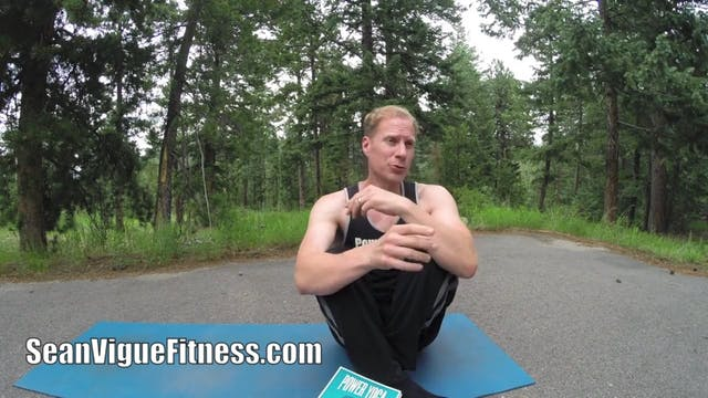 SVF 365 - Day 25 - Complete Flexibility and Abs Routine