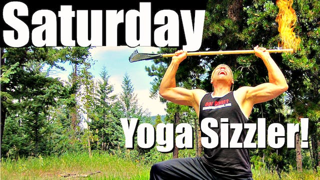 Saturday - Athletic Conditioning Power Yoga Workout - Sean's 7 Day Fitness Challenge