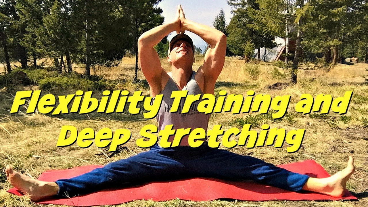 Sean's Vault Flexibility Training and Deep Stretch Routines