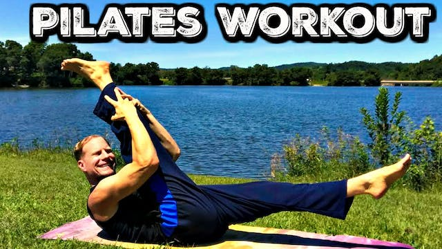Effective 12 Min Pilates Workout