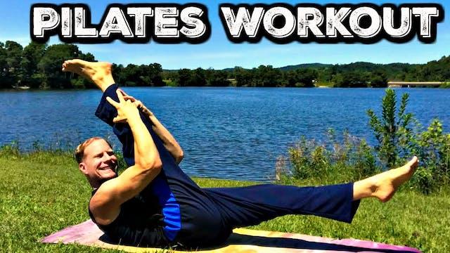 Effective 12 Min Pilates Workout