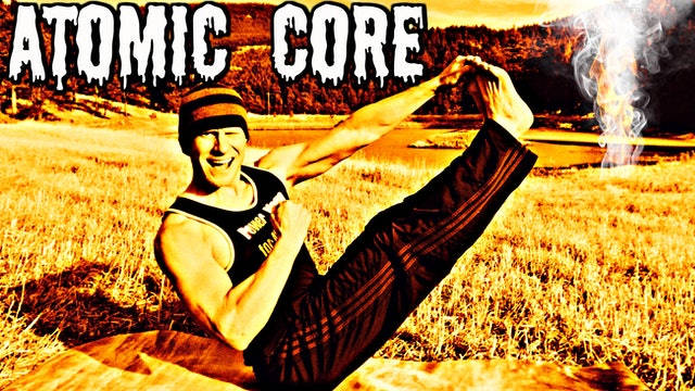 KILLER Atomic Core Abs Workout - part 1 of 4
