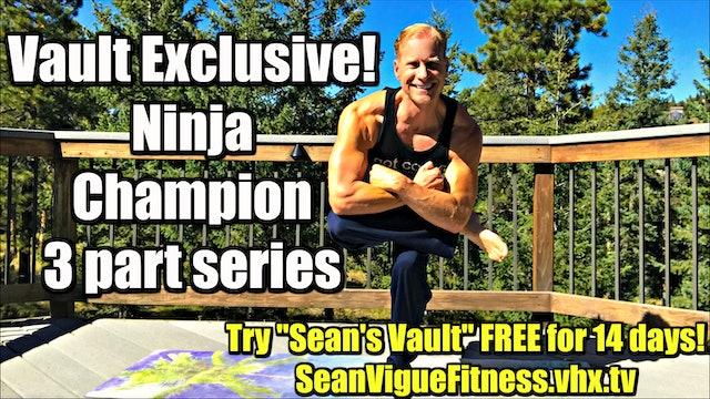 Ninja Champion Power Yoga Challenge