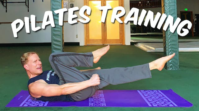 Pilates Training for RESULTS!