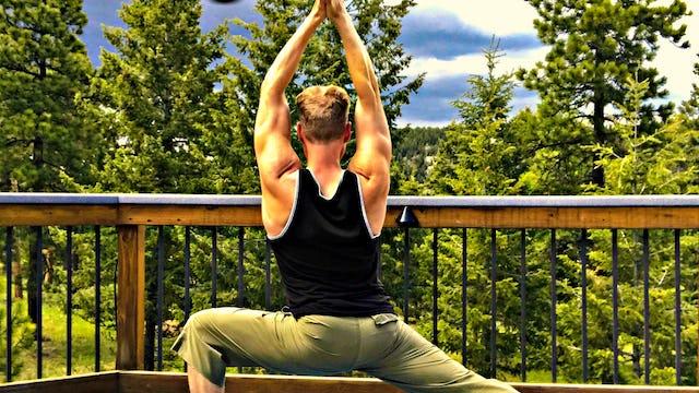 Vault: Power Yoga ANNIHILATION!