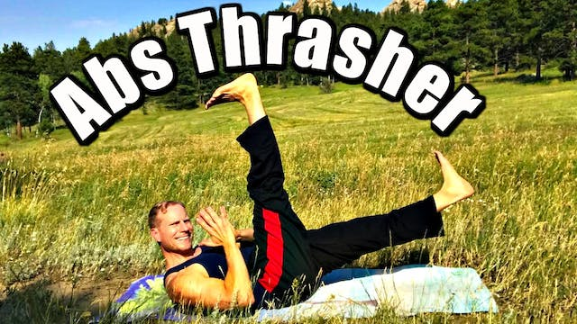 Pilates Abs Thrasher Workout