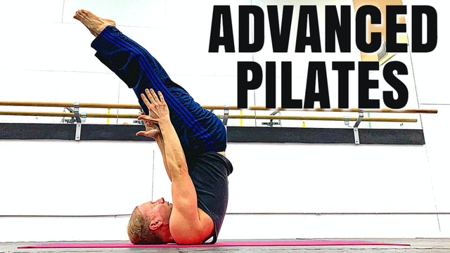 ADVANCED POWER PILATES ABS WORKOUT