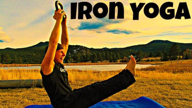 Iron Core Yoga Workout