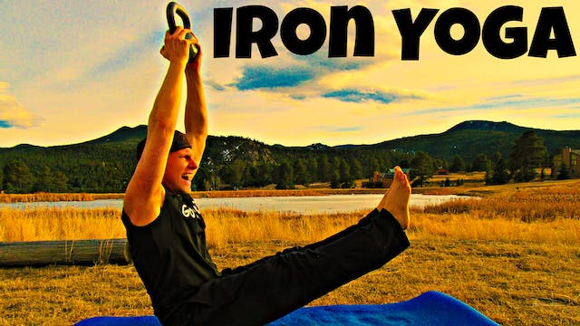 Iron Core Yoga Workout