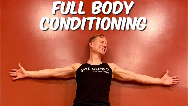 Strong Power Yoga Core Full Force Workout