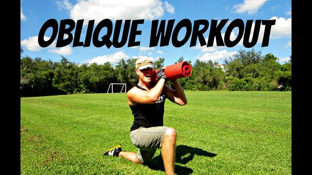 Great Oblique Workout in 1 Move