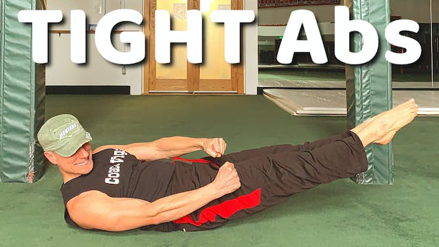 TIGHT Pilates ABs Core Ripper Workout