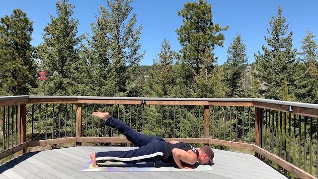 30 Min Power Yoga for Strength and Balance