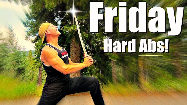 Friday - CORE of STEEL Total Body Workout - Sean's 7 Day Fitness Challenge