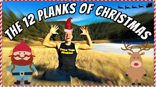 """The 12 Planks of Christmas"""