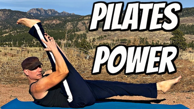Pilates for Athletes Workout