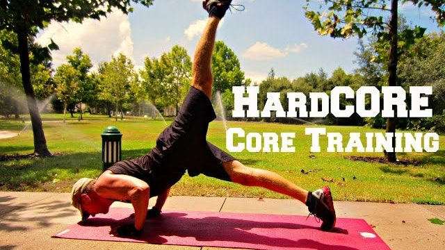 HardCORE Core Training for Athletes - part 2 of 3