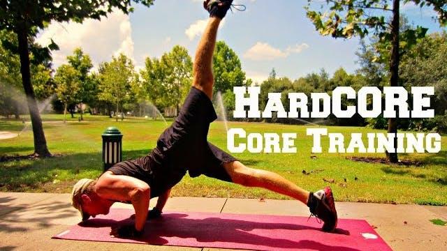 HardCORE Core Training for Athletes -...