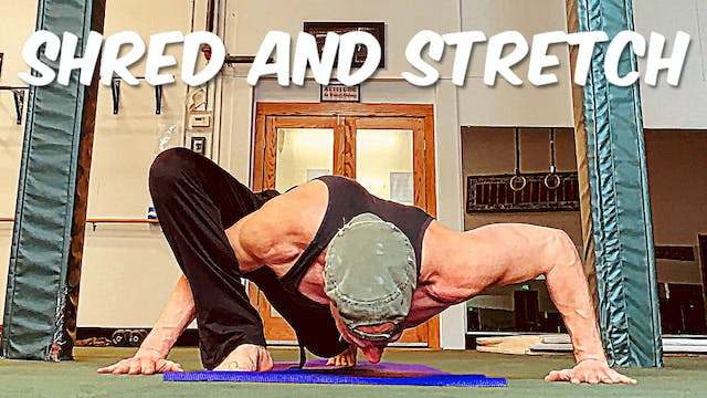 Warrior Yoga Shred and Stretch Workout