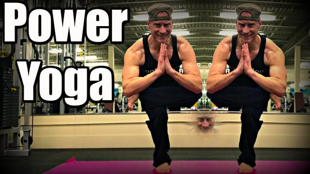 Power Yoga On The Go