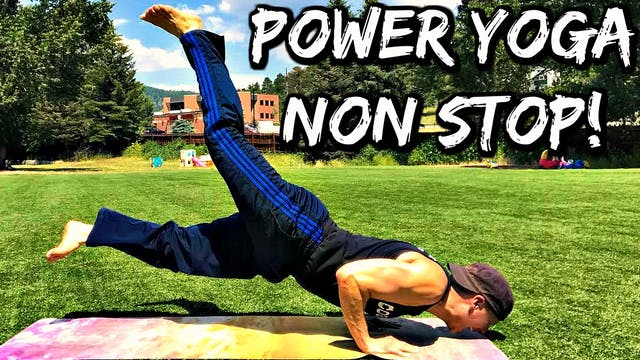 Power Yoga Conditioning Savage NON ST...