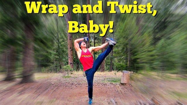 Vault Yoga Wrap, Twist and Bind Total Power Yoga Flow