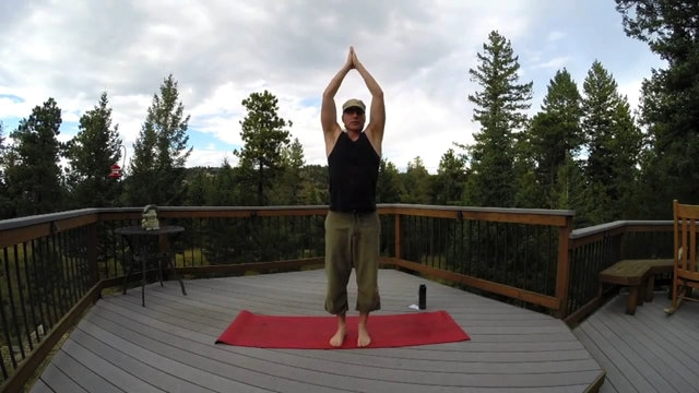 Power Yoga Training for Athletes and Runners